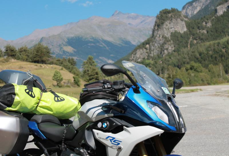 Björn's Motorradreisen Tirol