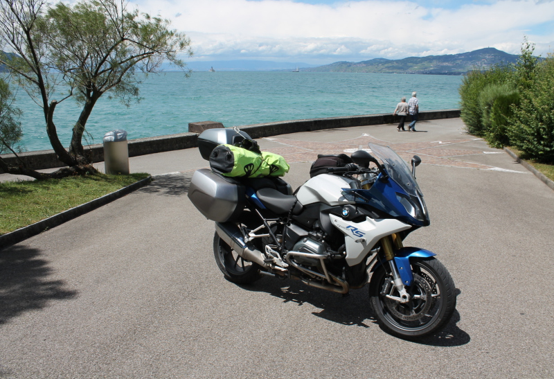 Björn's Motorradreisen Mietmotorrad
