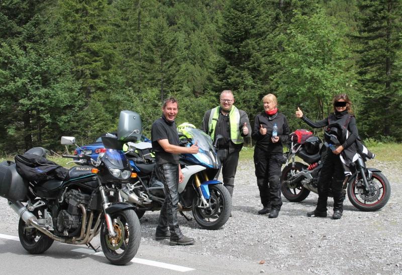 Motorrad Deutschlandtouren