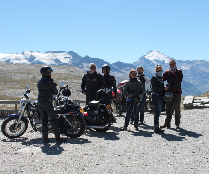 Motorradreisen Der Klassiker