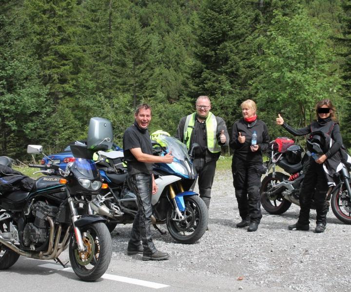 Motorradreisen Deutschland
