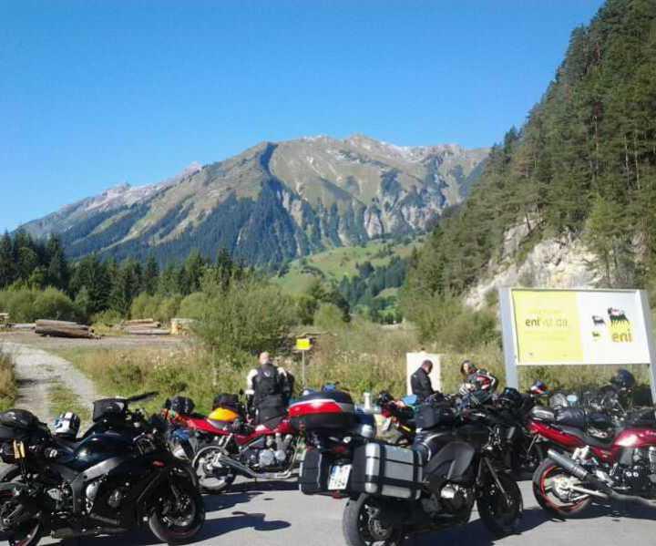 Motorradtouren Österreich