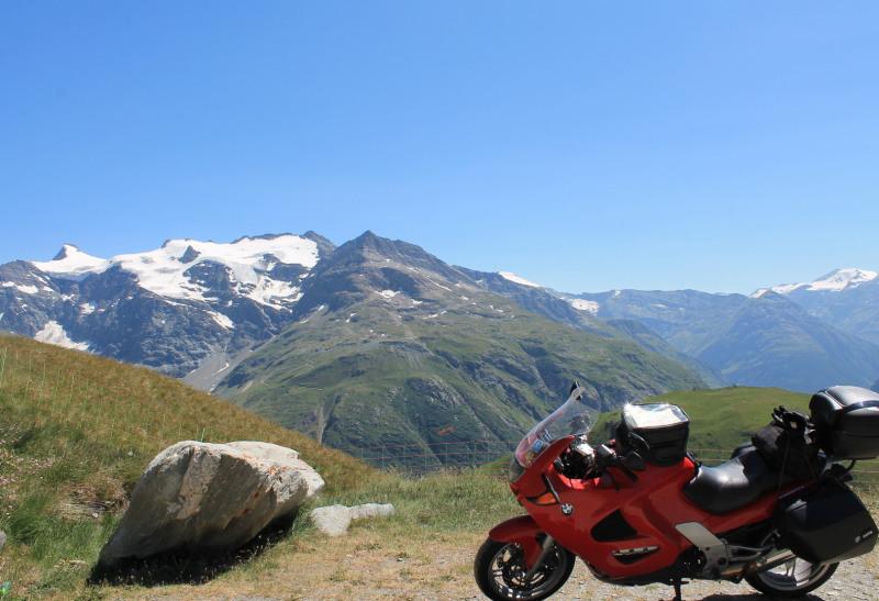 Björn's Motorradreisen