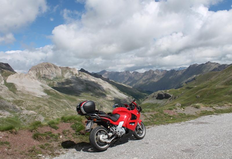 Björn's Motorradreisen Drei Länder Tour