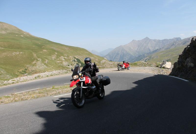 Björn's Motorradreisen Dolomiten