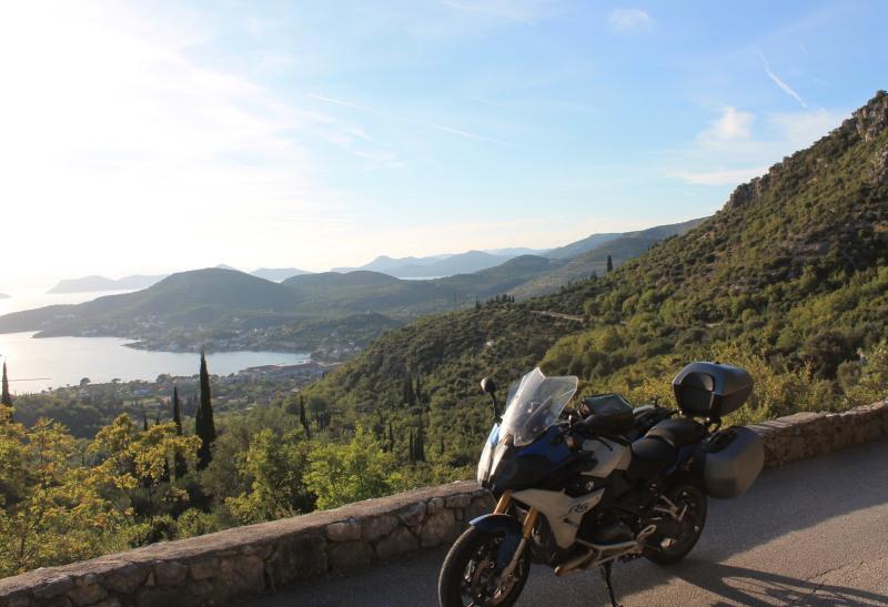 Björn's Motorradreisen Ungarn