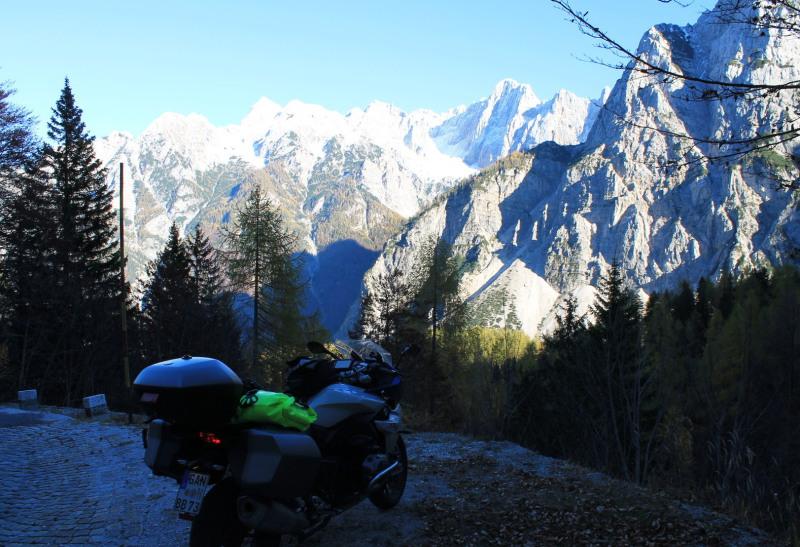 Björn's Motorradreisen Pyrenäen