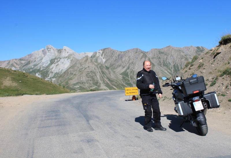 Björn's Motorradreisen Frankreich