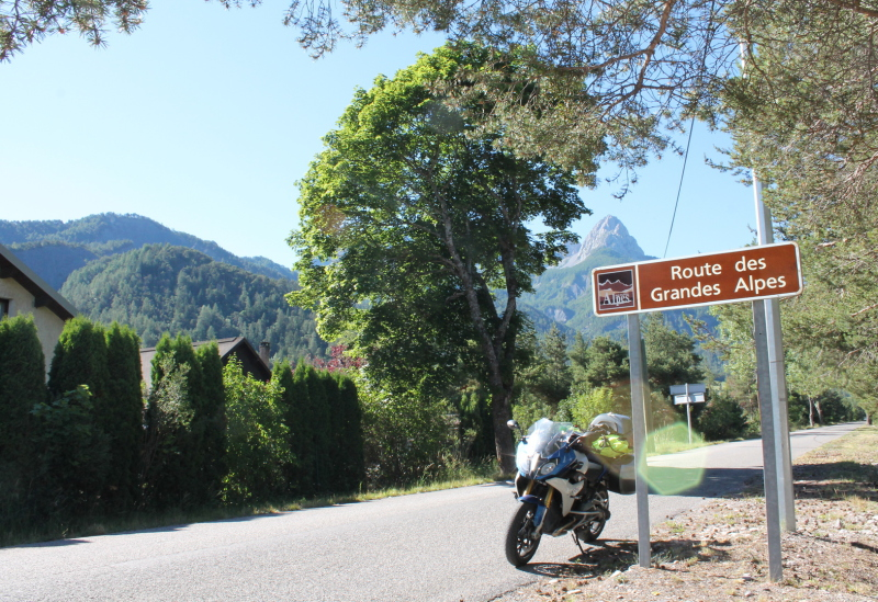 Björn's Motorradreisen RdGA